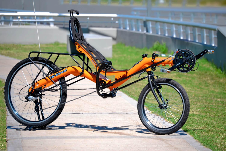 Bicicleta Reclinada Hi-Bent Touring