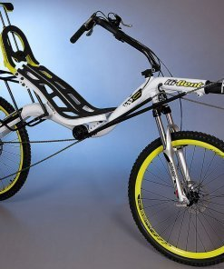 Bicicleta Reclinada Hi-Bent MRacer Pro Travel