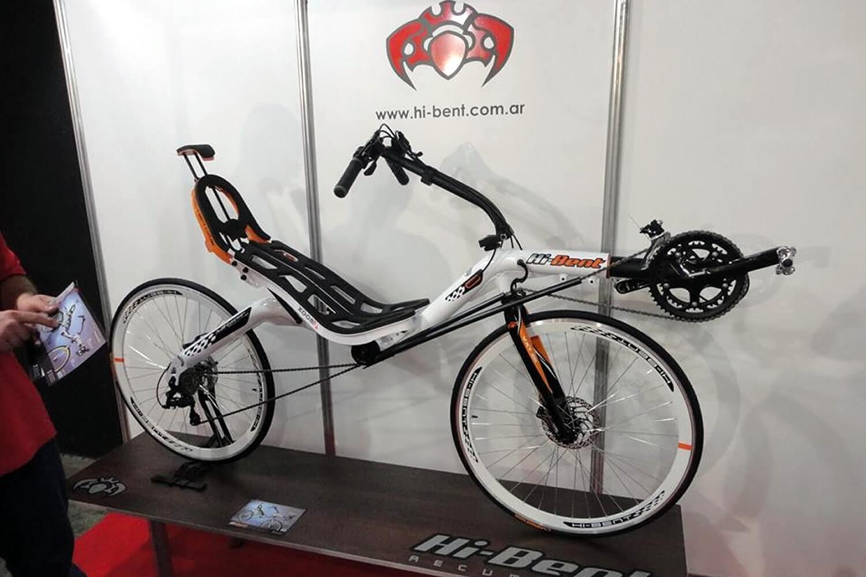 Bicicleta Reclinada Hi-Bent MRacer Route