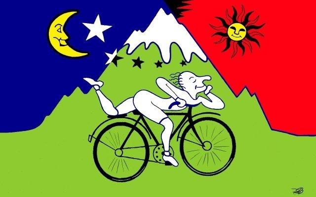 19 de Abril día mundial de la bicicleta
